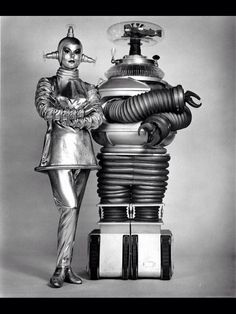 Robot: lost in space