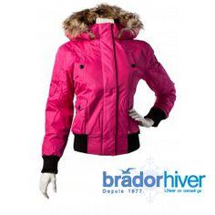 Oxygen Pink Rain Jacket, Windbreaker, Pink, Jackets, Products, Fashion, Boots, Winter, Accessories