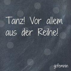 #Tanzen #spruch