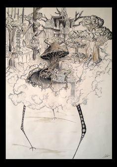 italo calvino invisible cities art - Google Search