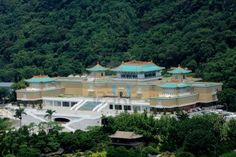 National Palace Museum in Taipei,Taiwan.