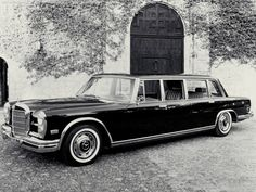 Mercedes Benz 600 Grosser