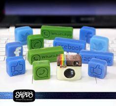 Social network handmade soap ✔️