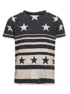 ALL-OVER STAR PRINTED T-SHIRT - Jack & Jones - that should be mine""
