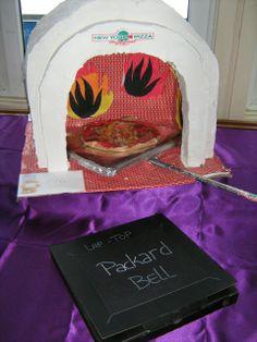 Sinterklaas: Surprise pizza oven en laptop