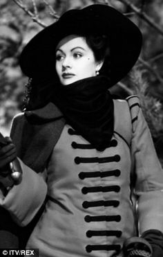 New exhibitor in original vintage posters, historic ephemera, film memorabilia and 20th century design is Stephanie Connell, with the hat worn by screen star Margaret Lockwood in The Wicked Lady.