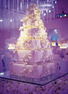 For those who love cake.....beautiful design.