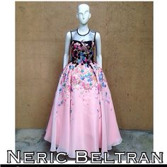 #custommade #nericbeltran #gown #madetomeasure #fashion #designer @neric_b@yahoo.com