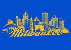 Milwaukee Sights T-shirt