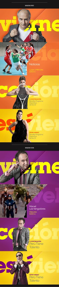 motion design - style frames - tv indents and branding package
