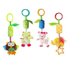 Clip on Baby Plush Toy