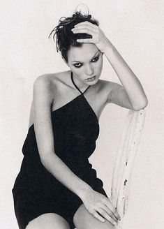 "vodis: "" Kate Moss by Corinne Day, 1993 """