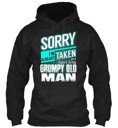 Grumpy Old Man - Super Sexy