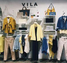 Zona de amarillos Vila clothes