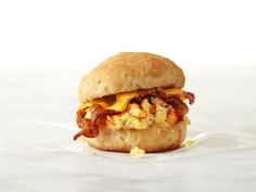 Ideas for Breakfasts on the Fly from FoodNetwork.com