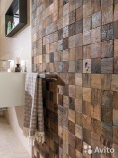 Деревянная мозаика, панно — фотография №3
