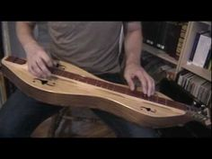 """The Dulcimer Hymnal - """"Softly and Tenderly"""""""