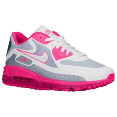 separation shoes f71ce 1e3b1 Nike Air Max Lunar 90 3.0 - Women s - Hyper Pink Light Magenta Vivid Pink  White