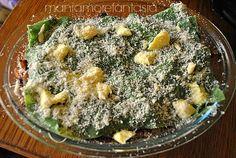 Le lasagne verdi sono molto semplici da realizzare in casa. Seguite la ricetta cliccando sul link e stupite i vostri commensali.