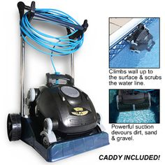 Trident Above Ground Pool Automatic Cleaner poolcleaner