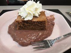 Gluténmentes piskóta, csokoládé pudinggal Food, Essen, Meals, Yemek, Eten