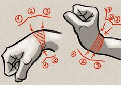 How to draw the wrist the good way =) by GrayHood (http://namedyoro.deviantart.com/favourites/) ★ || Please support the artists and studios featured here by buying this and other artworks in their official online stores • Find us on www.facebook.com/CharacterDesignReferences | www.pinterest.com/characterdesigh | www.characterdesignreferences.tumblr.com |  www.youtube.com/user/CharacterDesignTV and learn more about #concept #art #animation #anime #comics || ★