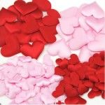 Wedding Decorations Confetti - Berkat Kahwin Singapore