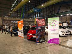 Salón del Motor de Ocasión de #Malaga 2014 celebrado en el Palacio de Ferias y Congresos de #Malaga (Fycma) del 21 al 23 de noviembre de 2014 | #Coches #Motos #Motor