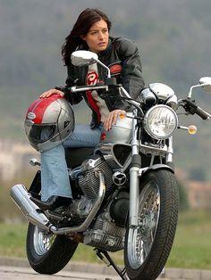 Moto Guzzi Nevada Classic 750 IE