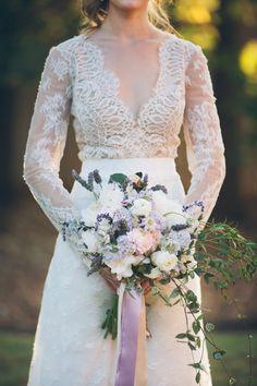 wedding dress; photo: Rob & Wynter Photography