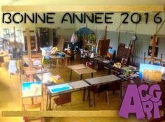Atelier acg-art : Atelier de dessin et peinture.: Voeux et calendrier