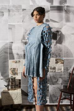 Photography- Anne-Marie Michel, Design and Art Direction-Lucy Adjoa Armah, Styling- Rickardo Mattocks-Maxwell, Beauty- Jennie Wr