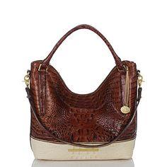 Norah Hobo Bag<br>Coquette Tri-Texture