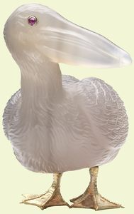 Pelican Faberge