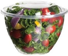 Контейнеры пищевые ПЭТ для салатов ::: РАЗНОЕ » Еда / фото 28351849 500 x 407 io.ua
