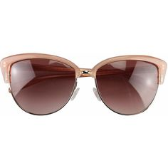 Oliver Peoples Sunglasses Alisha found on Polyvore