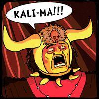 The funny comic adventures of the not-so-heroic superhero, Soopah. Kali Ma, Funny Comics, The Funny, Adventure, Superhero, Adventure Game, Adventure Books, Funny Comic Strips