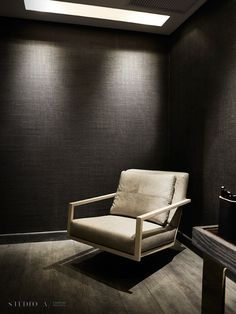 Studio A Signature Projects / Johannesburg, South Africa. Executive Office, South Africa, Armchair, Studio, Projects, Furniture, Design, Home Decor, Sofa Chair