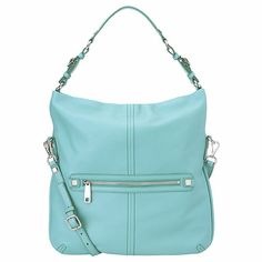 Nolita Pebbled Leather Hobo Bag | Nine West