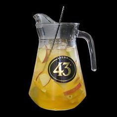 Puur Recepten - Licor 43 Fall Drinks, Party Drinks, Summer Drinks, Cocktail Drinks, Smoothie Drinks, Smoothies, Frappuccino, Bbq, Beverages