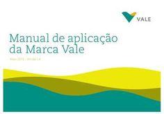 Vale Brand Guidelines #brandbook #branding Manual de marca Vale | identidade visual  #design