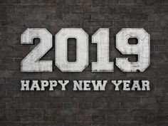 image of new year 2019