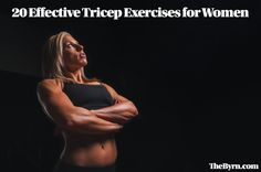 Having nice toned and defined arms are something many women want but fail to achieve. But why? Your arms have two separate main…