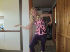 My Zumba profile pic :)