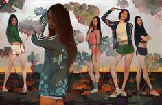 Virtuosismo en pintura digital, Hoooook