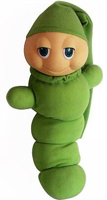 This is exactly what our glow-worm looked like. I had one of these growing up