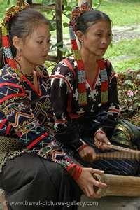 Tboli indigenous people, Philippines