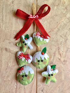 Enfeite de porta Natal