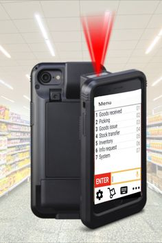 Linea Pro products are innovative mid-range scanning covers that turn iOS smartphones and tablets into industrial mobile data capture devices. Ios, Smartphone, Industrial, Hardware, Range, Products, Cookers, Industrial Music, Computer Hardware