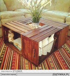 Home DIY: stół / table